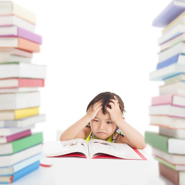 Anak Stres Menjelang Ulangan, Mengapa?