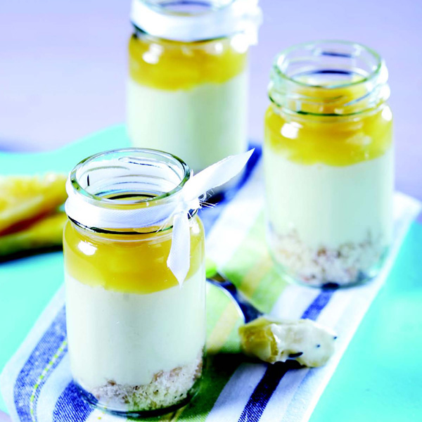 Resep: Pina Colada Jelly