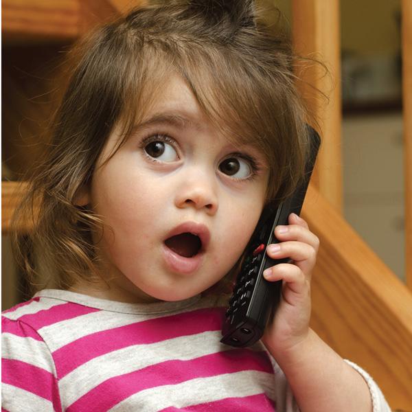 Jika Anak Ganggu Anda Saat Menelepon