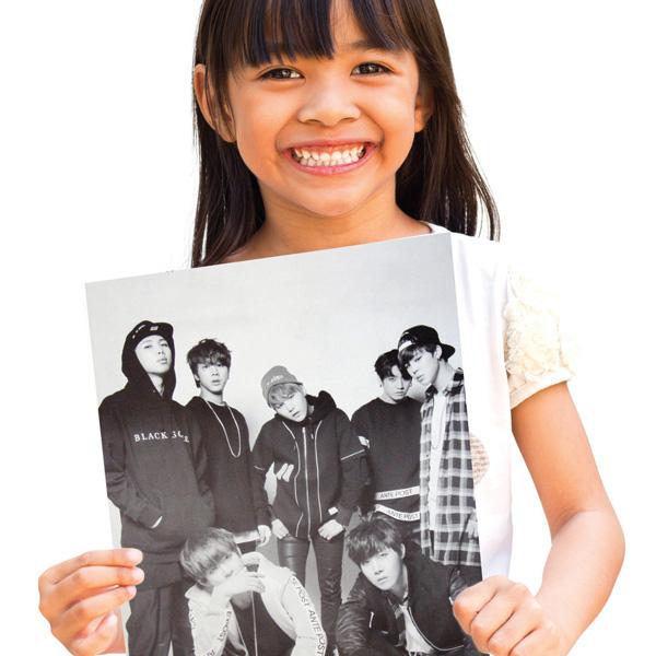 Anak Gemar Grup Band Korea