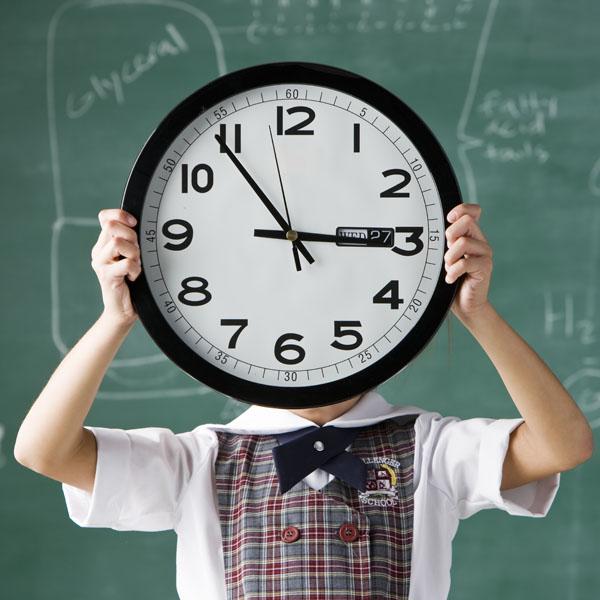 Jam Sekolah Anak