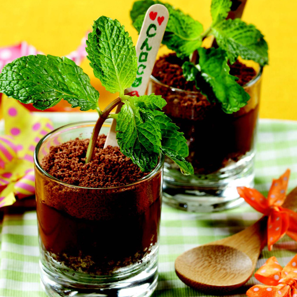 Resep: Potted Chocolate Pudding