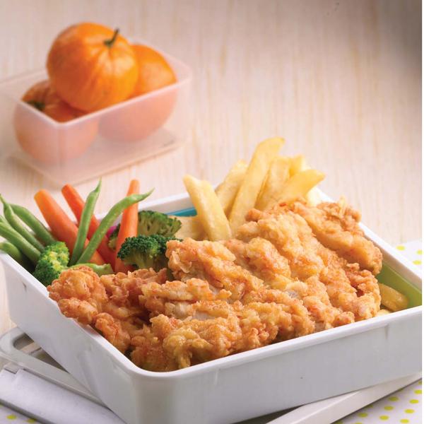Resep: Ayam Lapis Udang