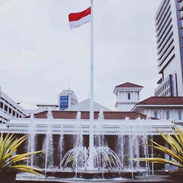 Wisata Gratis ke Balai Kota