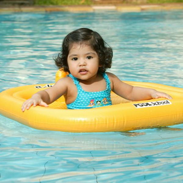 7 Langkah Aman Anak Main di Air