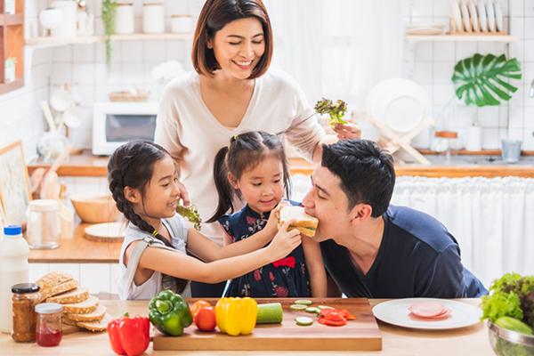 Keluarga Sibuk Tetap Perlu Power Breakfast