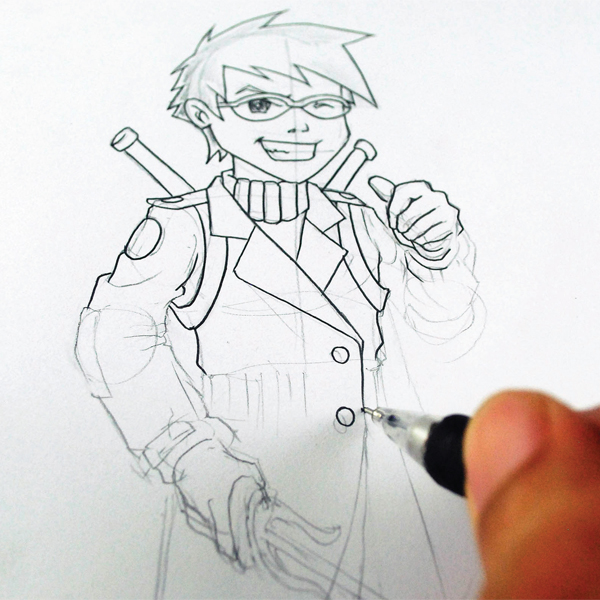 Kembangkan Bakat Anak Lewat Kursus Manga
