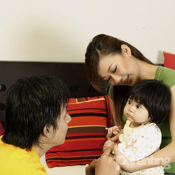 Keterlibatan Papa dalam Mengurus Anak