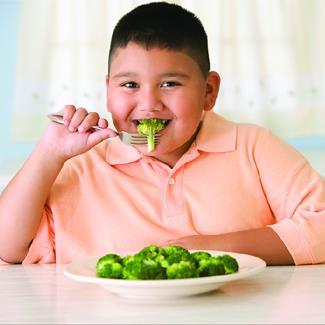 Kurangi Berat Badan Anak Kegemukan